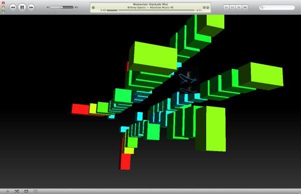 5 wunderschöne kostenlose iTunes Visualisierer zum Herunterladen
