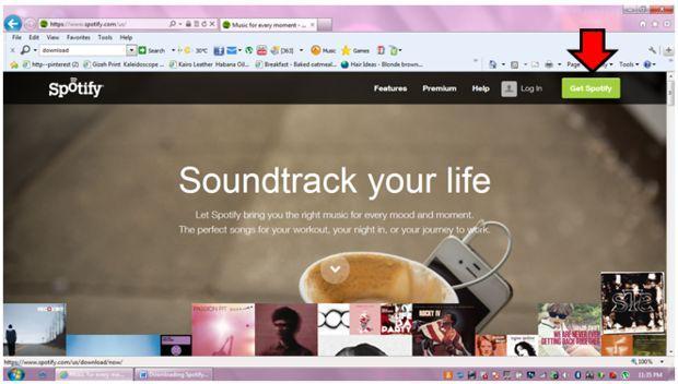 Listen Spotify music on Spotify PC