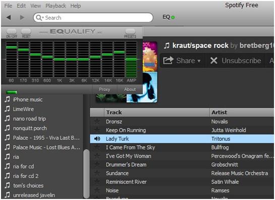 Wie Sie mit Spotify für Windows auf Spotify Musik anhören