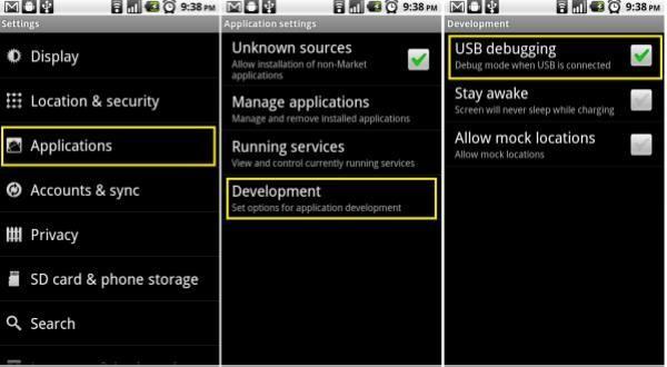 Android auf Ihrem PC/Mac
