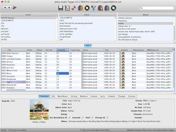 MP4 ID3 Tag Editoren