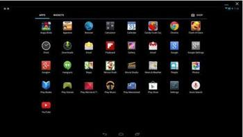 Android emulator Android mirror for pc mac windows Linux