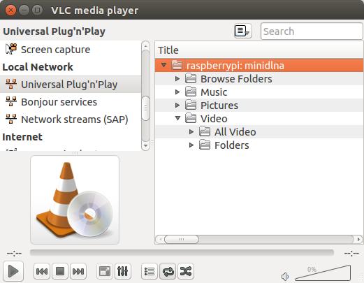 Wie Sie DLNA-Inhalte mit dem VLC abspielen können