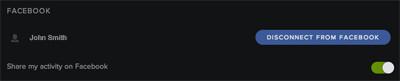 share playlists on Spotify