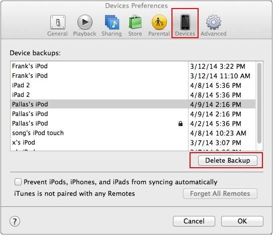 7 nützliche Tipps für das Backup von iTunes, die man kennen sollte