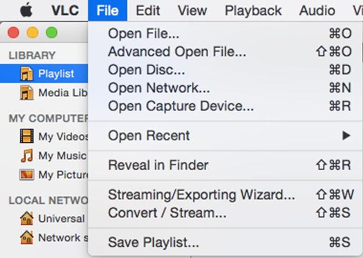 Wie man eine Audio-CD mit VLC sichert