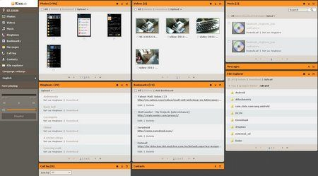 samsung kies air, Teilen Sie Ihre Dateien zwischen Samsung-Smartphones
