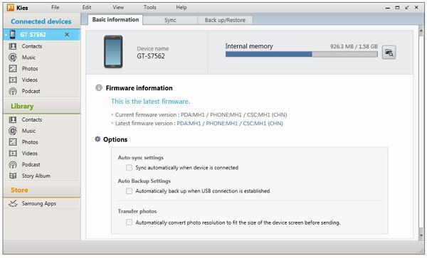 Die Top 3 Samsung Dateiübertragungs-Softwares