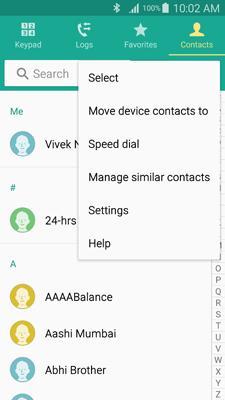 3 Wege, um Kontakte von Samsung zu Samsung zu übertragen