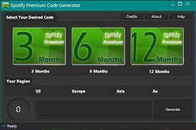 Spotify premium crack and Spotify Generator