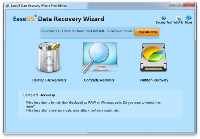 Flash Drive Recovery Tool