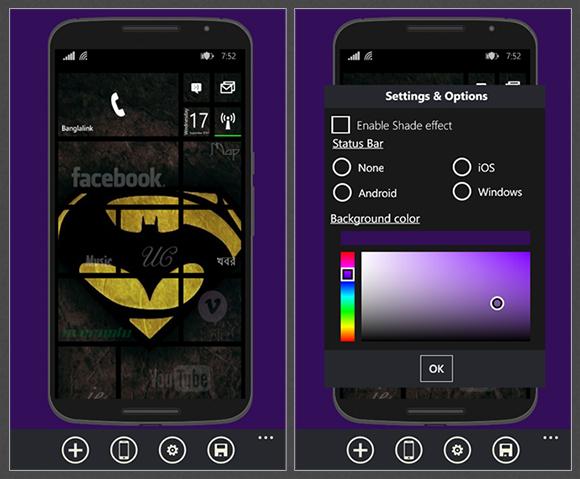Top 8 Screen Shot Apps für Windows Phone