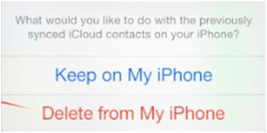 Wie man Kontakte inklusive VCF und Handys auf ein iPhone überträgt