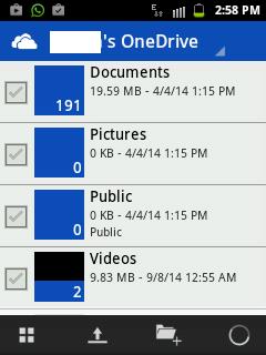 Daten vom Windows Telefon auf ein Android-Gerät übertragen
