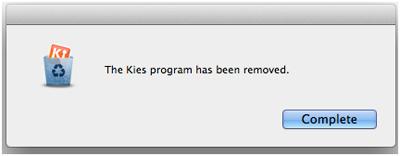 Wie man Kies auf Windows und Mac deinstalliert