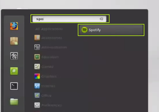 Listen to music on Spotify Linux whenever you want