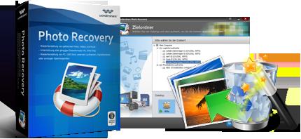 photo reocovery installieren