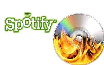 spotify musik brennen