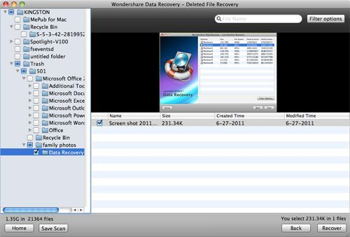 flash drive recovery mac
