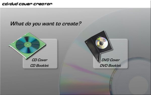 online cd cover maker