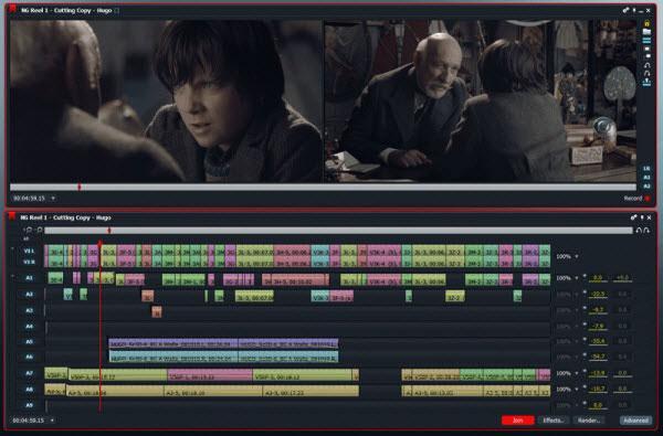 lightworks kostenloses videobearbeitungsprogramm für windows