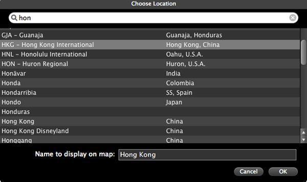create animated maps iMovie