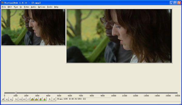 VirtualDub Videobearbeitung Freeware