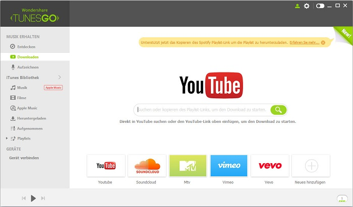 YouTube Downloader Online MP3 Free und Alternativen