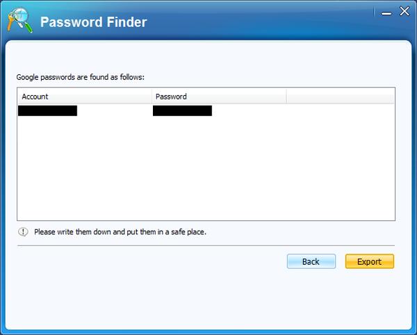 hack gmail password