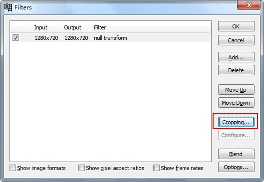 Videobearbeitung in Virtualdub