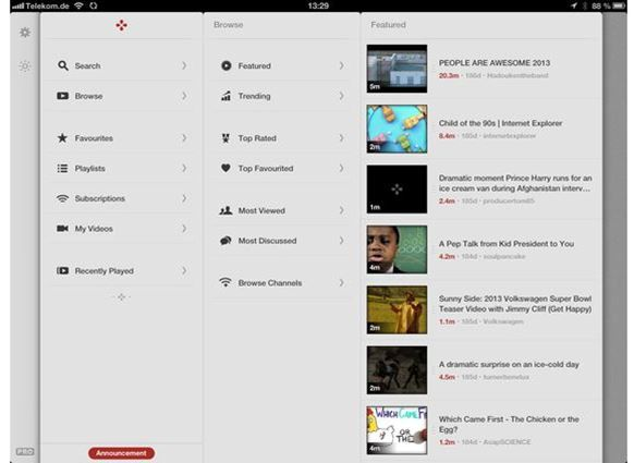 videos über Air Video auf dem iPad abspielen