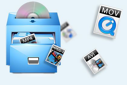 mp4 in windows dvd maker importieren