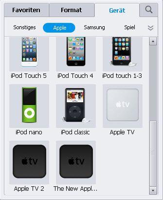 netflix video auf apple tv