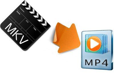 Wie Sie MKV in MP4 mit Untertitel umwandeln