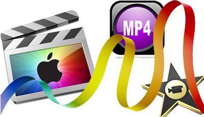 mp4 in imovie