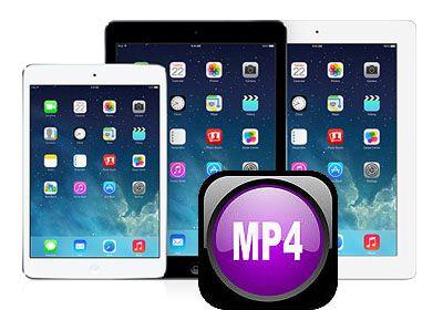 mp4 auf ipad abspielen