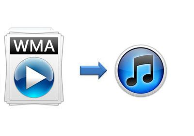 wma to itunes