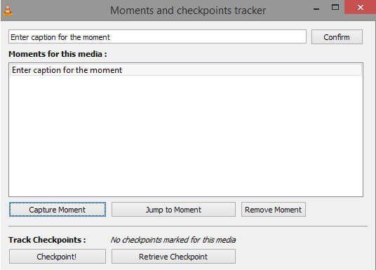 Moments' Tracker