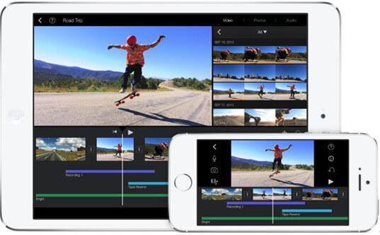 iMovie ist eine Videobearbeitungslösung, die von Apple Inc. kreiert wurde