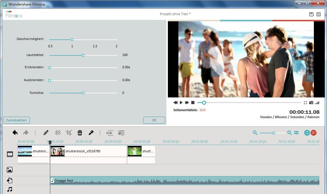 audiospur von video entfernen