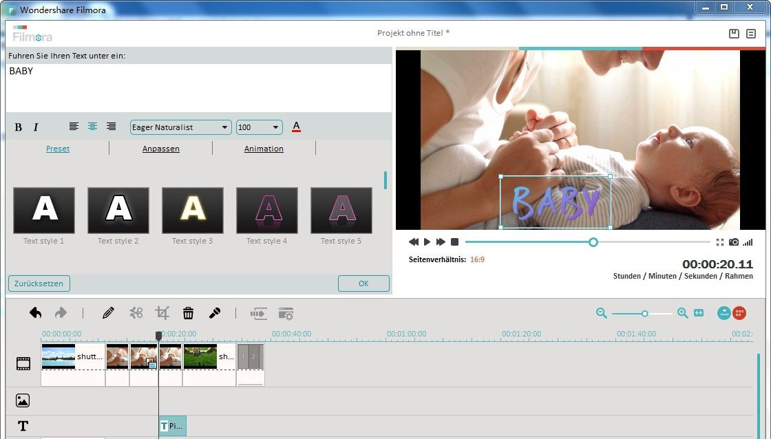 untertitel in mp4 video einfügen