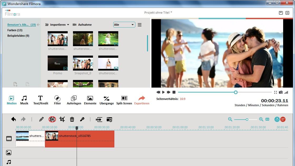 Schritt für Schritt Anleitung für Time-Lapse Videos mit Wondershare