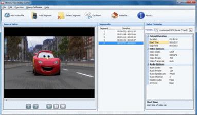 weeny free video cutter Videoschnittprogramm kostenlos