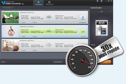 Video Converter Pro key feature