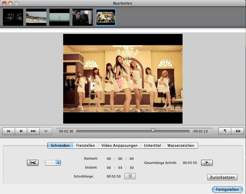 dvd in MP4-Ausschnitt