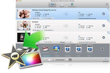 wie bdmv dateien in quicktime mp4 imovie fcp auf mac