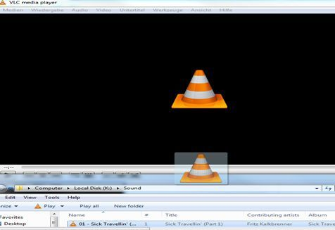VLC Player für Windows