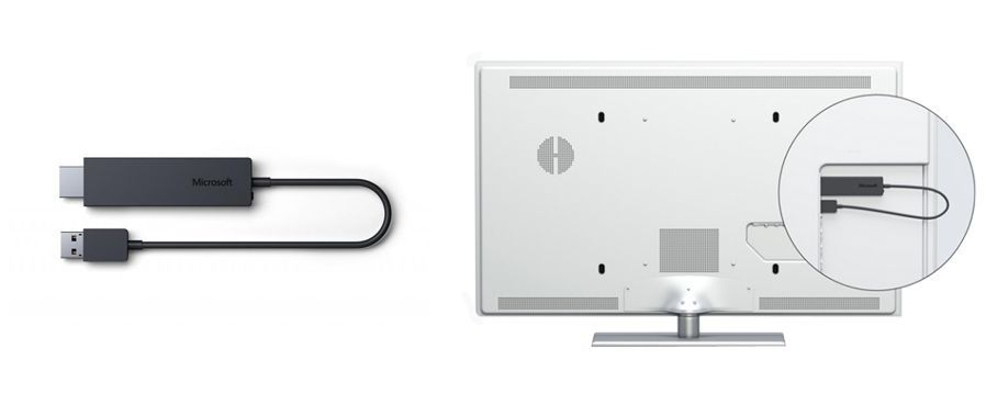 microsoft wireless streaming adapter