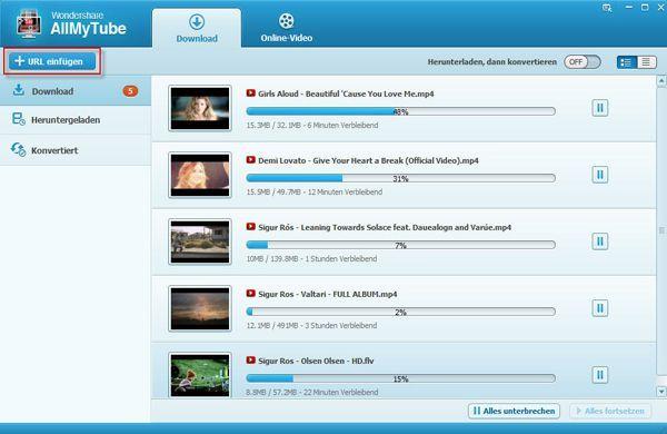 iLivid Alternative: Online-Videos besser herunterladen, als mit iLivid