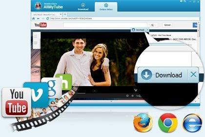 Free YouTube Downloader key feature